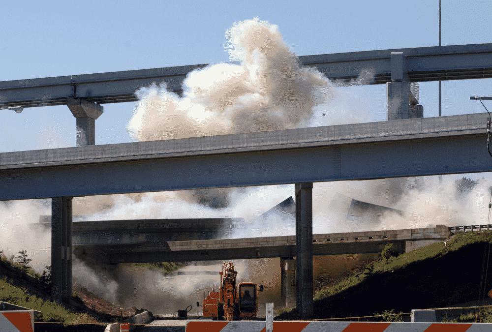 The Process of Concrete Demolition