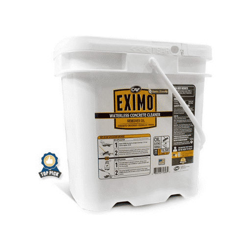 EXIMO® Waterless Concrete Cleaner