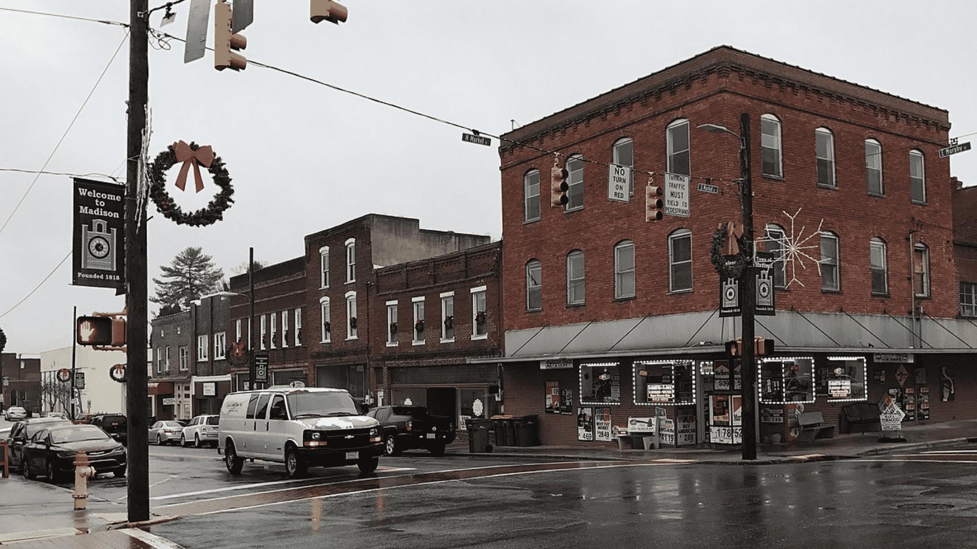 Madison North Carolina